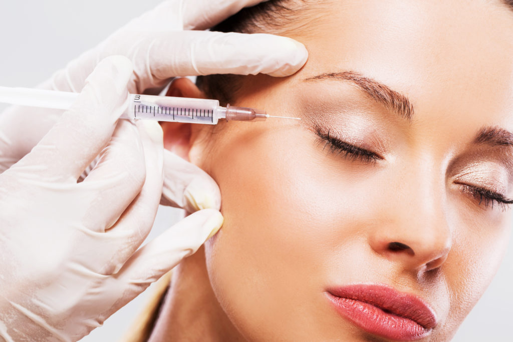 Iron out your Wrinkles with Botox